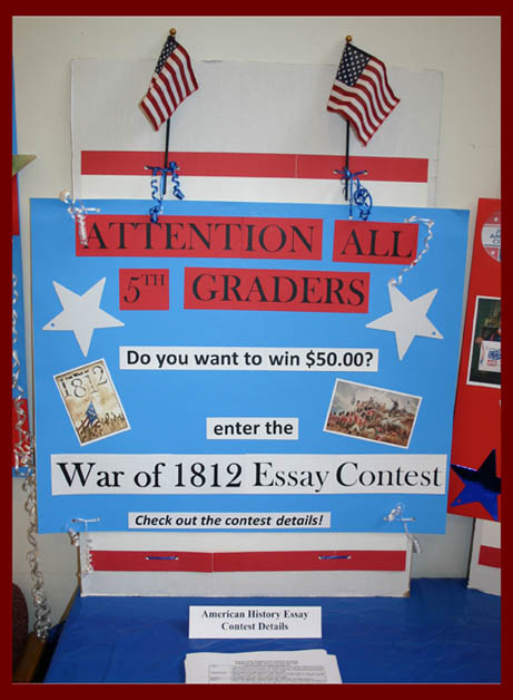 dar american history essay contest 2013 Punxsutawney — the punxsutawney chapter of the daughters of the american revolution (dar) recently named a pair of essay winners — pahs senior alexa shaffer for the dar good citizen award and sscd school seventh-grader kaitlin nicole doverspike for the dar american history essay contest.